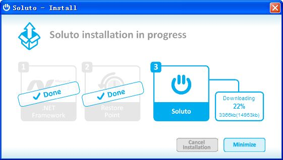 Soluto(提高开机速度) V1.3.1494.0 官方版