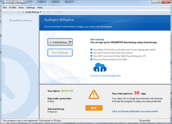 Auslogics BitReplica(免费数据备份工具)