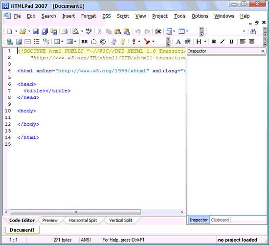 HTMLPAD(HTML编...