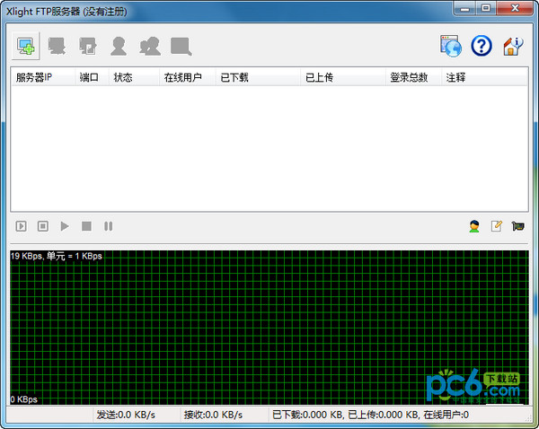 Xlight FTP Server V3.8.7.5中文版(32位&64位)