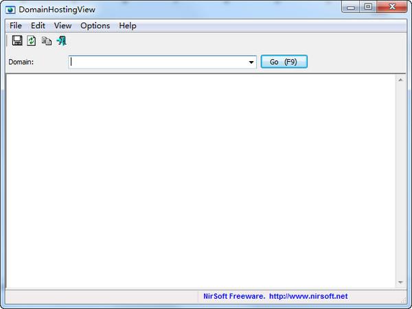 DNS/Whois查询工具(DomainHostingView) 1.59 中文绿色版