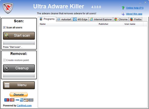 Ultra Adware Killer超级广告杀手