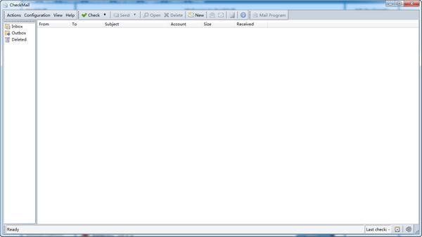 CheckMail(邮件检查程序) v5.11.1官方版