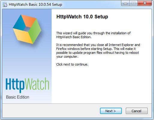 httpwatch basic 10(网页数据分析工具)