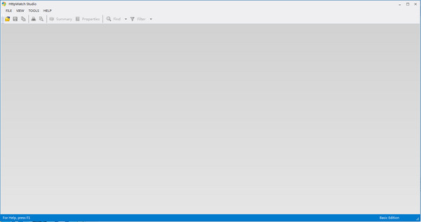httpwatch basic 10(网页数据分析工具) v10.0.62官方免费