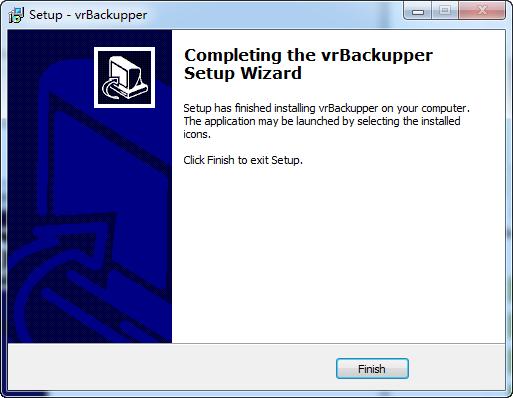 VrBackupper备份软件