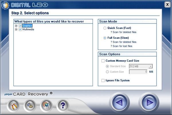 mmCard Recovery(SD卡恢复工具)
