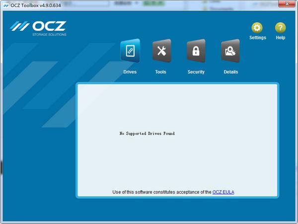 OCZ Toolbox(固态硬盘工具箱) 4.9.0.634绿色版