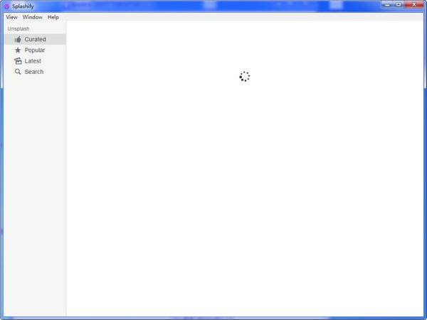 Splashify(电脑桌面壁纸软件) v1.2.0官方版