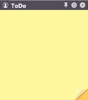 小黄条(桌面便签小工具)