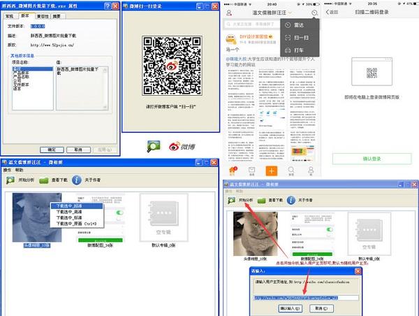 胖西西微博相册下载工具 v3.0免费版