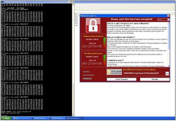 XP勒索病毒文件恢复工具(Wannakey) 绿色版