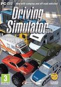模拟驾驶2012中...