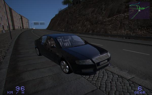 模拟驾驶2012中文版