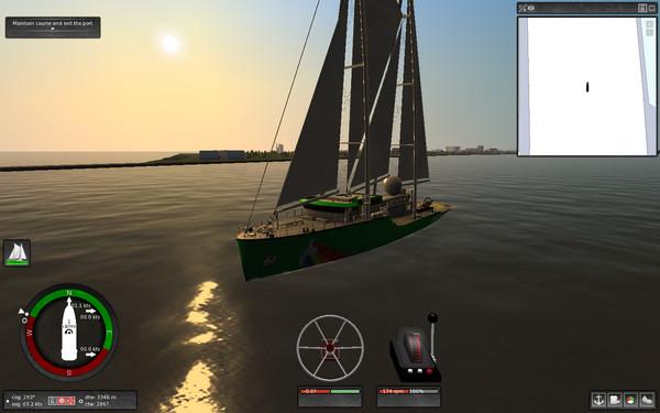 模拟航船极限版汉化版
