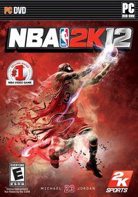 NBA2k12中文版游...
