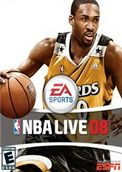 NBA LIVE 2008中...