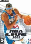 NBA LIVE 2005简...