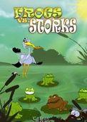 青蛙大战老鹳中文版完整版