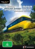 模拟火车2010中...