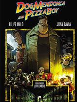 狼人侦探和披萨男孩的冒险中文版 中文版