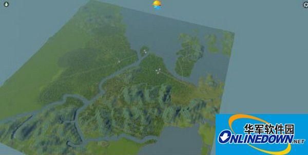 城市:天际线 家乡地图MOD