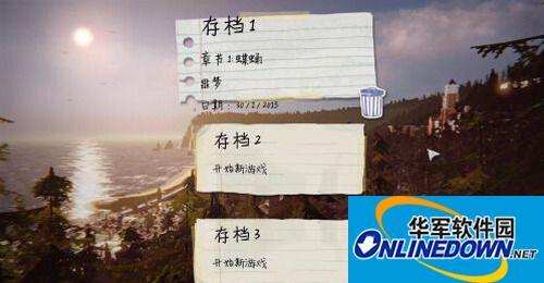 奇异人生 轩辕汉化组汉化补丁v4.0 1
