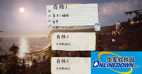 奇异人生 轩辕汉化组汉化补丁v4.5
