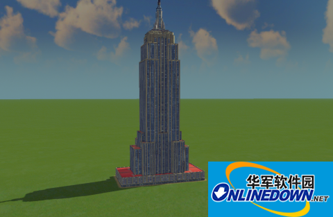 城市:天际线 帝国大厦MOD