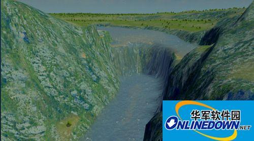 城市:天际线 伊瓜苏瀑布地图MOD 1