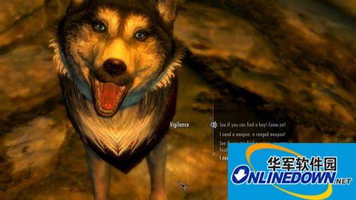 上古卷轴5:天际 更好的狗MOD