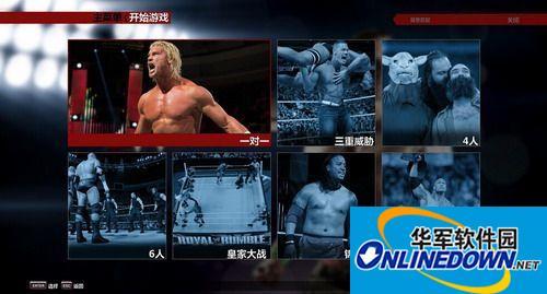 WWE 2K15 轩辕汉化组汉化补丁v1.9a