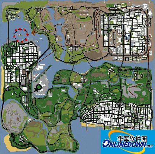 安卓版地图恶魔岛地图 1