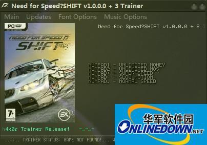 《极品飞车13:变速》3项属性修改器3项属性修改器