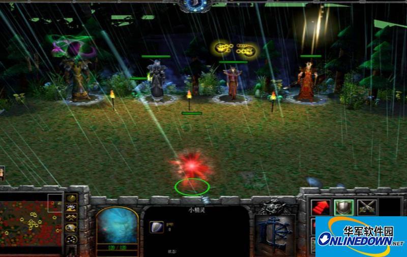 《魔兽RPG地图》艾伦大陆的传说艾伦大陆的传说