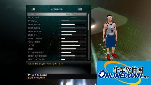 《NBA 2K11》22岁孙悦新秀mp存档22岁孙悦新秀mp存档