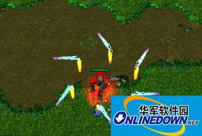 《魔兽RPG地图》求魂之路v2.0隐世剑仙求魂之路v2.0隐世剑