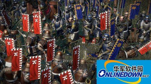 《全面战争:幕府将军2》家族盔甲颜色MOD家族盔甲颜色MOD