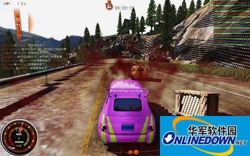 《燃油机车:战斗屠杀》游侠LMAO汉化补丁V1.0
