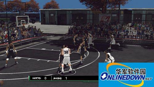 《NBA 2K12》街球补丁