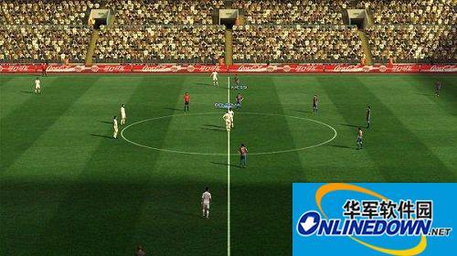 《实况足球2013》试玩版电子广告牌补丁试玩版电子广告牌补