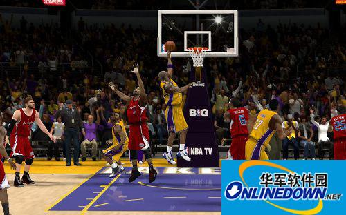 《NBA 2K12》Kool `em 画面增强效果补丁
