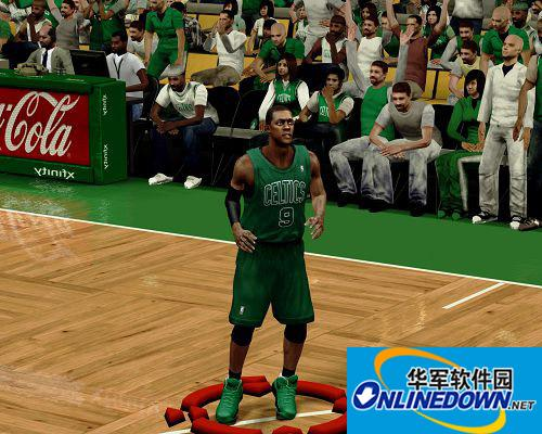 《NBA 2K13》凯尔特人圣诞球衣补丁