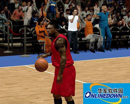 《NBA 2K13》公牛队圣诞球衣补丁