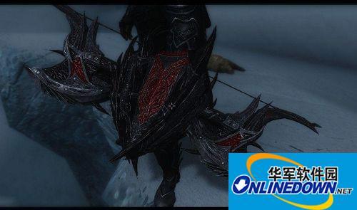 《上古卷轴5:天际》Orivail the Soul Collector 灵魂魔弓MOD