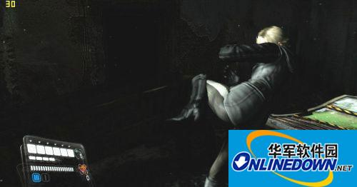 《生化危机6》雪莉改版黑色雪地服MOD覆盖版 1