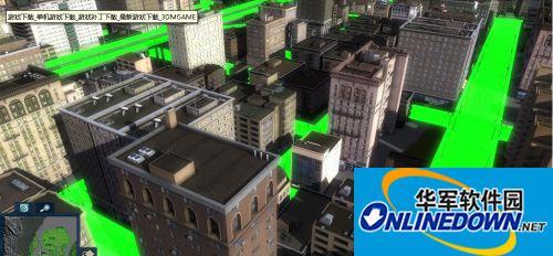 《都市运输2》3DM简体中文汉化补丁v3.0