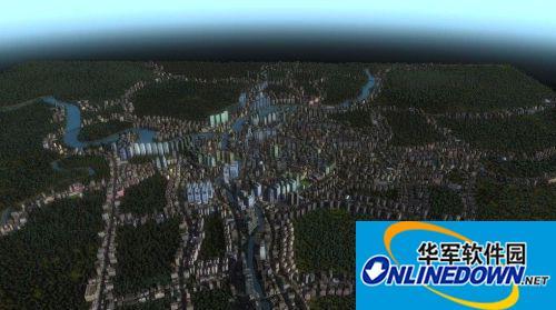 《都市运输2》新地图:福建省永安市