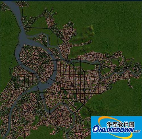 《都市运输2》新地图:台北 Taipei