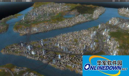 《都市运输2》新地图:Horse Camp 4.0 大型城市